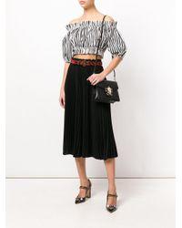 Dolce & Gabbana - Black Lucia Shoulder Bag - Lyst