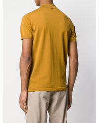 メンズ Aspesi ポロシャツ Yellow