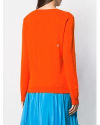 Chinti & Parker Bonjour セーター Orange