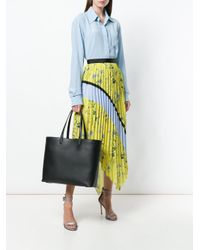 Ferragamo - Black Classic Shopper Tote - Lyst
