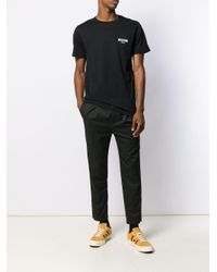 Moschino ロゴ Tシャツ Black