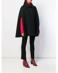Emilio Pucci オーバーサイズ コート Black