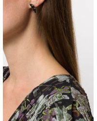 Boucles d'oreilles A Wild Shore Isabel Marant en coloris Black
