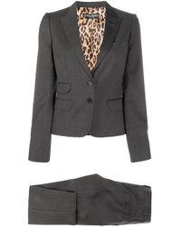 Костюм-двойка Dolce & Gabbana, цвет: Black