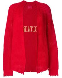 Cardigan Lemmy di Zadig & Voltaire in Red