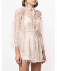 Alice McCALL Magicians Daughter ロンパース Pink