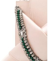 N°21 Multicolor Iconic Bow Clutch