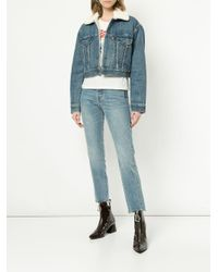 Levi's Wedge Jeans Blue