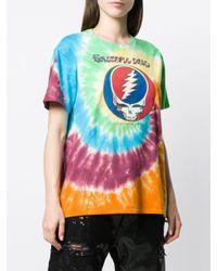 R13 Grateful Dead Tシャツ Multicolor