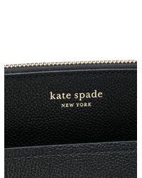 Borsa tote Margaux grande di Kate Spade in Black