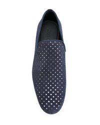 Jimmy Choo - Blue Sloane Slippers for Men - Lyst
