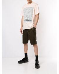 メンズ OAMC ハイウエスト ショートパンツ Multicolor