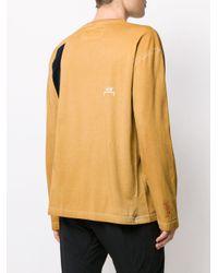 メンズ A_COLD_WALL* グラフィック ロングtシャツ Multicolor