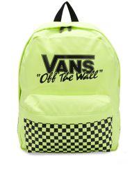 メンズ Vans Old Skool Iii バックパック Green