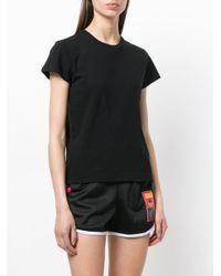 Carhartt Black Tonal Embroidered Logo T-shirt