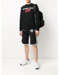 メンズ SSS World Corp Beverly Hills スウェットシャツ Black