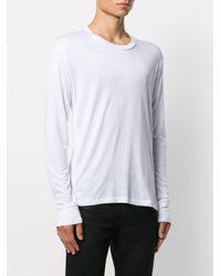 Tom Ford T-shirt Met Ronde Hals in het White voor heren