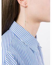 Rosa Maria - Metallic 'boshirasgy' Earrings - Lyst