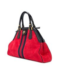 Gucci - Red Re(belle) Shoulder Bag - Lyst