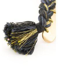 Aurelie Bidermann Blue 'copacabana' Necklace