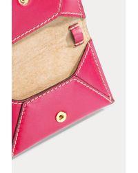 Portacarte con cintura di Altuzarra in Pink