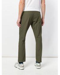 Pantaloni dritti di N°21 in Green da Uomo