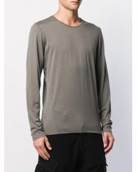 メンズ Arc'teryx ニット Tシャツ Gray