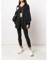 Givenchy オーバーサイズ ロゴ ジャケット Black