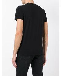 Tom Ford - Black Round Neck T-shirt for Men - Lyst