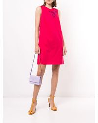 Paule Ka リボン ドレス Pink