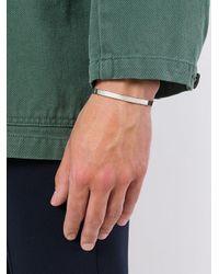 Le Gramme - Metallic Le 15 Grammes Bracelet for Men - Lyst