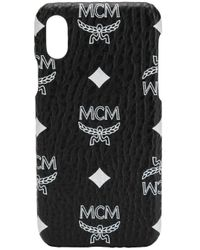 MCM Iphone X/xs ケース Black