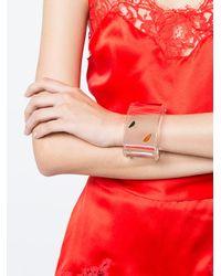 Lizzie Fortunato Multicolor Postmodern Cuff Bracelet