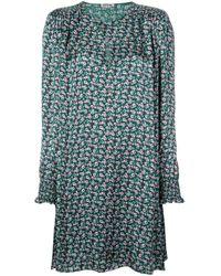 Robe mi-longue à fleurs Jason Wu en coloris Green