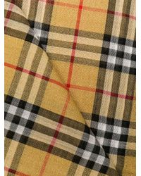 Burberry チェック ストール Multicolor