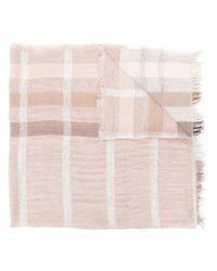 Fabiana Filippi スカーフ Pink