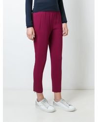 Stella McCartney Pink 'tamara' Trousers