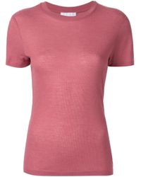 Nanushka Guy Tシャツ Pink