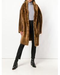 Sylvie Schimmel オーバーサイズ コート Multicolor