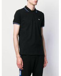 メンズ DIESEL T-randy-new ポロシャツ Black