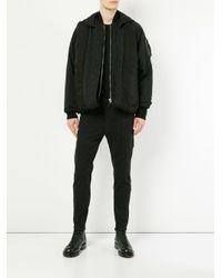 Julius - Black Slim-fit Trousers for Men - Lyst