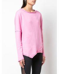 Alala Exhale スウェットシャツ Pink
