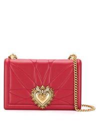 Dolce & Gabbana Devotion ショルダーバッグ L Multicolor