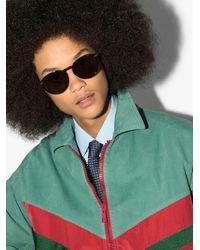 メンズ Dior Technicity アビエーター サングラス Multicolor