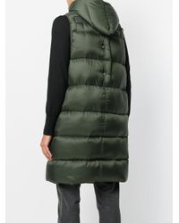Rick Owens Green Liner Coat for men