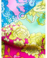 Costume da bagno con stampa di Versace in Multicolor da Uomo