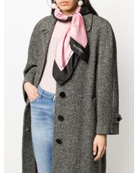 Valentino X Undercover Garavani スカーフ Pink
