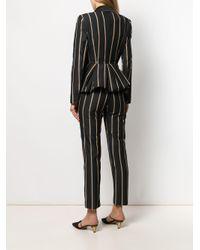 Self-Portrait Tailoring ジャンプスーツ Black