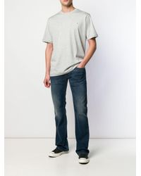 メンズ DIESEL T-justy Tシャツ Multicolor