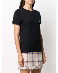 Maison Kitsuné フォックス Tシャツ Black